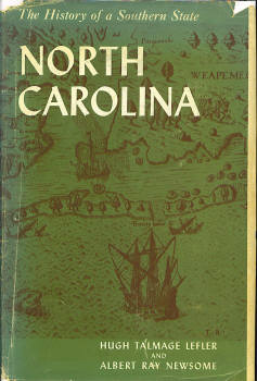 Image for North Carolina : The History of a Southern State