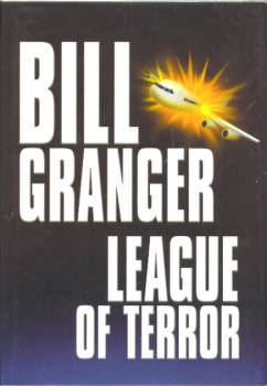 Image for League of Terror (November Man series) [Large Print]