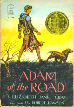 Image for Adam of the Road