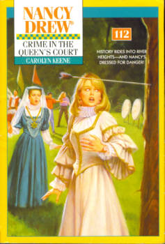 Image for Crime in the Queen's Court (Nancy Drew Mystery Series #112)