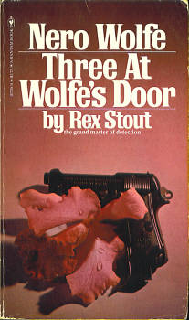 Image for Three at Wolfe's Door