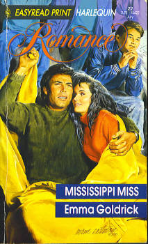 Image for Mississippi Miss (Harlequin Easyread #22 07/91)