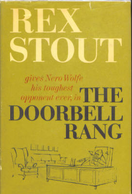 Image for The Doorbell Rang