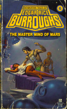 Image for The Master Mind of Mars (Martian Series #6)