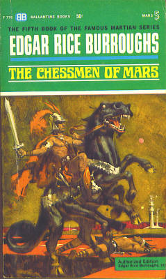Image for The Chessmen of Mars (Martian Series #5)
