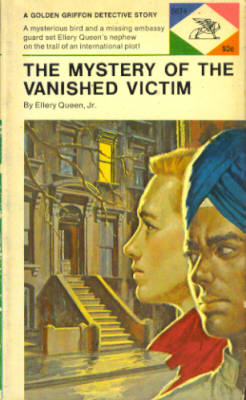 Image for The Mystery of the Vanished Victim