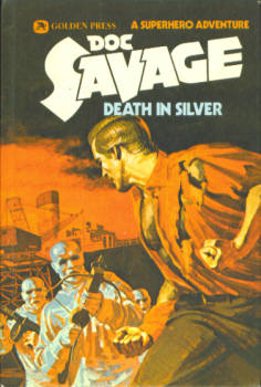 Image for Doc Savage: Death in Silver