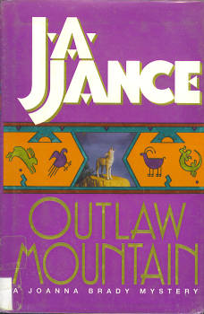 Image for Outlaw Mountain: A Joanna Brady Mystery