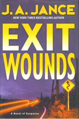 Image for Exit Wounds [signed]