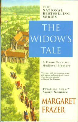 Image for The Widow's Tale (Dame Frevisse Mystery #14)