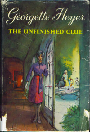Image for The Unfinished Clue