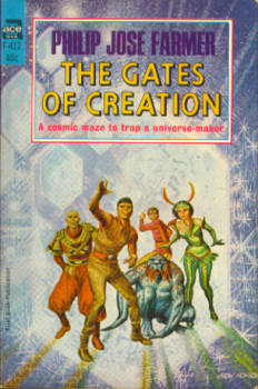 Image for The Gates of Creation