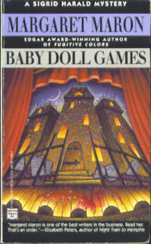 Image for Baby Doll Games (Sigrid Harald Mystery Ser.)