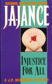 Image for Injustice for All (A J.P. Beaumont Mystery)