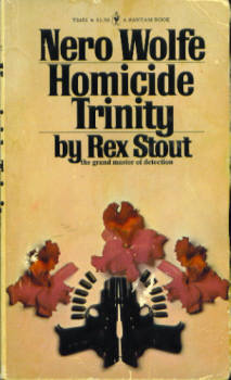 Image for Homicide Trinity