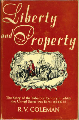Image for Liberty and Property