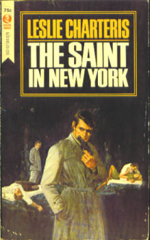 Image for The Saint in New York