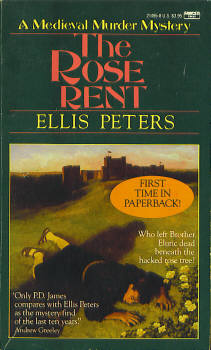 Image for The Rose Rent (Brother Cadfael Mystery Series #13)