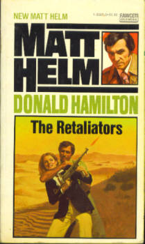 Image for The Retaliators (A Matt Helm Thriller #17)