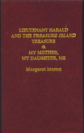 Lieutenant Harald and the Treasure Island Treasure (Sigrid Harald) [signed]