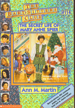 Image for The Secret Life of Mary Anne Spier (Baby-Sitters Club #114)