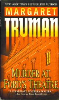 Image for Murder at Ford's Theatre (Capital Crimes Mystery Series)