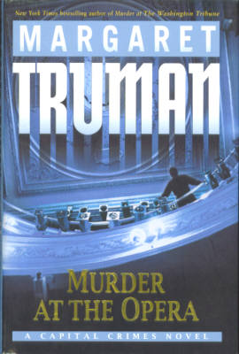 Image for Murder at the Opera (Capital Crimes Mystery Series)