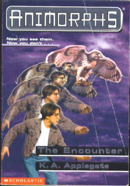 Image for The Encounter (Animorphs Ser., No. 3)