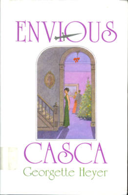 Image for Envious Casca (Large Print)