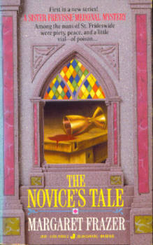 Image for The Novice's Tale (Sister Frevisse Medieval Mystery #1)