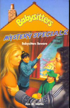 Image for Babysitters Beware (Baby-Sitters Club Mystery Special #2)