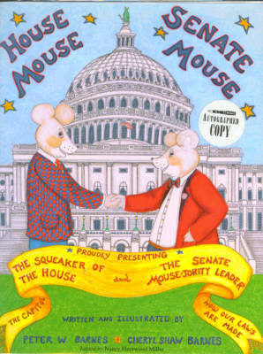 Image for House Mouse, Senate Mouse