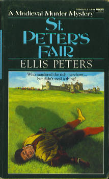 Image for St. Peter's Fair (Brother Cadfael Mystery Series #4)