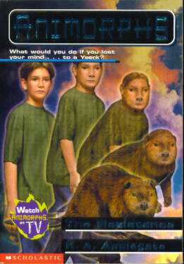 Image for The Resistance (Animorphs Series #47)