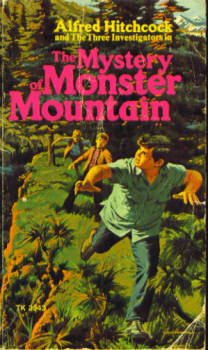Image for The Mystery of Monster Mountain (Three Investigators #20)