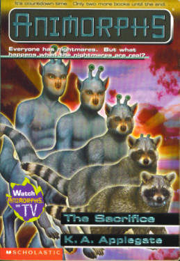 Image for The Sacrifice (Animorphs Series #52)