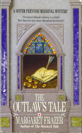 Image for The Outlaw's Tale (Sister Frevisse Medieval Mystery)