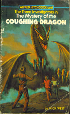 Image for Alfred Hitchcock and the Three Investigators in the Mystery of the Coughing Dragon  (Three Investigators #14)