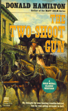 Image for The Two-Shoot Gun (original Title: The Man from Santa Clara)