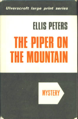 Image for The Piper on the Mountain [Large Print] (Inspector George Felse Mystery Series #5)
