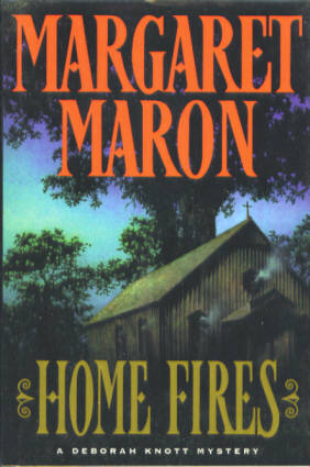 Image for Home Fires (A Deborah Knott Mystery) (Signed)