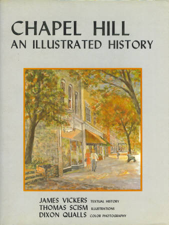 Image for Chapel Hill: An Illustrated History