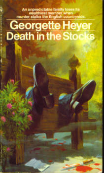 Image for Death in the Stocks