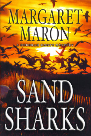 Image for Sand Sharks (A Deborah Knott Mystery) {signed}