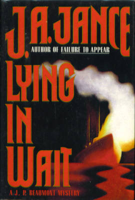 Image for Lying in Wait (A J. P. Beaumont Mystery)