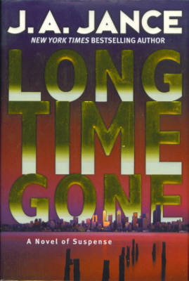 Image for Long Time Gone (J. P. Beaumont Mystery Series)