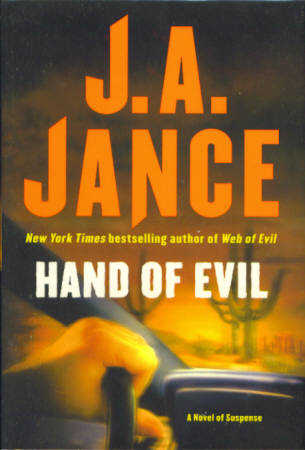 Image for Hand of Evil (Ali Reynolds Mystery) [signed]
