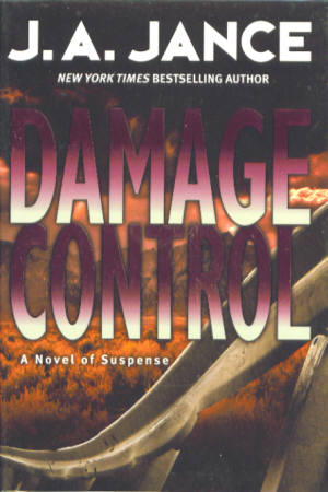Image for Damage Control (Joanna Brady Mystery series) [signed]