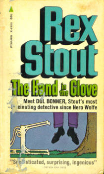 Image for The Hand in the Glove (A Green Door Mystery)