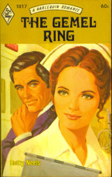Image for The Gemel Ring (Harlequin Romance # 1817 10/74)